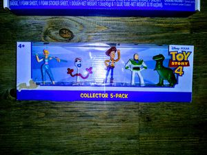 """Toy story 4 figures set """" small"""" for Sale in Pico Rivera, CA"""