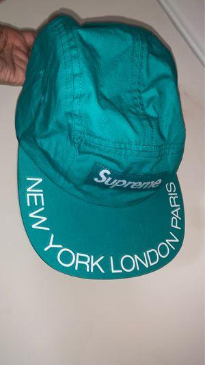 Supreme hat never worn for Sale in Gaithersburg, MD