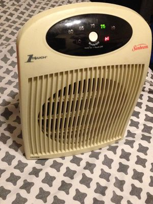 Sunbeam 1 touch Personal Heater for Sale in Aurora, IL