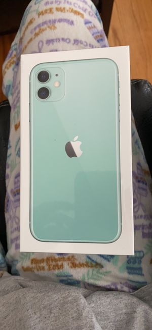 Brand new iPhone 11 still in seal for Sale in Chicago, IL
