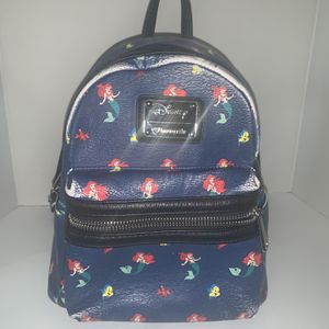 Ariel And Flounder Disney Loungefly for Sale in Bell Gardens, CA