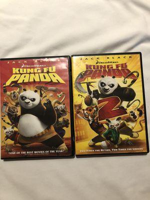 Kung Fu Panda and Kung Fu Panda 2 DVD for Sale in Orlando, FL