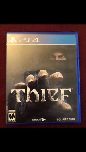 Thief PS4 Game for Sale in New York, NY