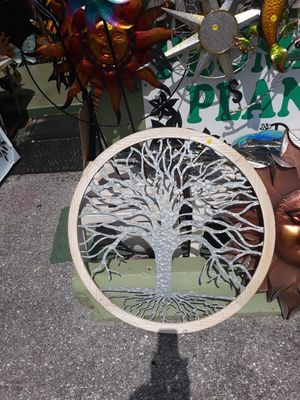 Cool large tree of life wall art for Sale in Dunedin, FL