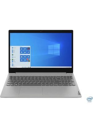 "Lenovo - IdeaPad 3 15"" Laptop - Intel Core i3-1005G1 - 8GB Memory - 256GB SSD - Platinum Grey for Sale in Richmond, TX"