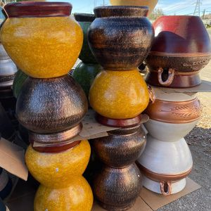 """Clay Planters 14"""" for Sale in Anaheim, CA"""