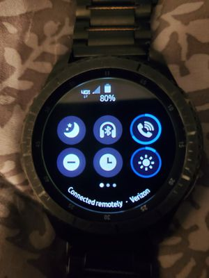 Samsung Galaxy Gear S3 Frontier LTE for Sale in Andrews, TX