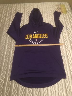 Nike Lakers Hoodie Size XL for Sale in Baldwin Park, CA