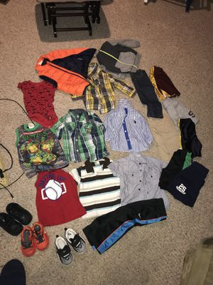 Kids 24months and 2t clothes ,6c Shoes for Sale in Richmond, VA