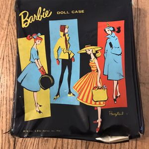 Vintage Barbie Doll Case for Sale in East Granby, CT
