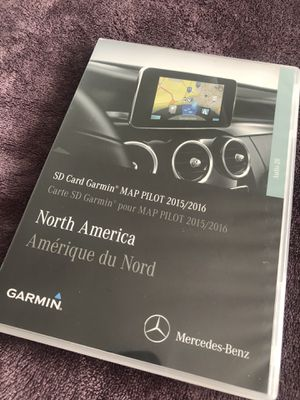 Mercedes Benz Garmin MAP Pilot SD Card for Sale in Huntington Park, CA