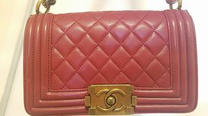 Red Chanel Bag for Sale in Watertown, MA