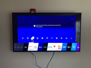 """LG Smart Tv """" 60"""" with Apple TV for Sale in Rutherford, NJ"""