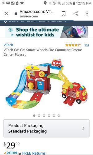 Vtech go go wheels for Sale in Bellingham, MA