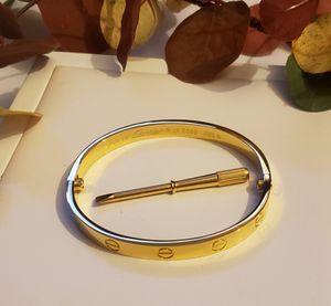 Gold Love Bangle Bracelet for Sale in Union City, CA
