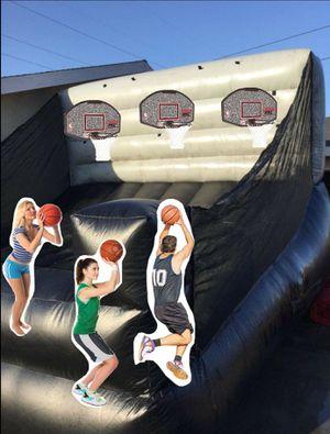 Basketball hoop jumper for Sale in San Bernardino, CA