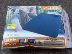 Intex Full Size Air Mattress NEW for Sale in Houston, TX