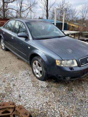 2002 A4 Audi, Needs New Motor for Sale in Erlanger, KY