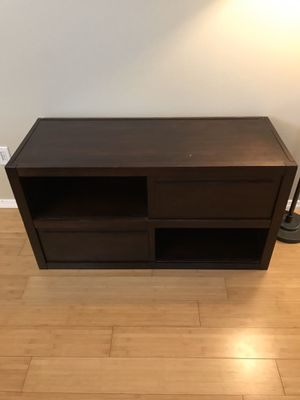 Solid Wood TV Stand for Sale in Orlando, FL