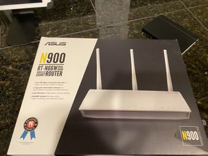 Asus N900 Dual band Router for Sale in Seattle, WA