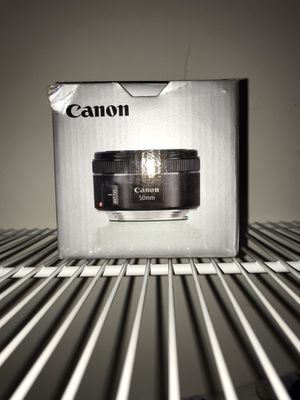 Canon 50 mm Lens for Sale in Delaware, OH