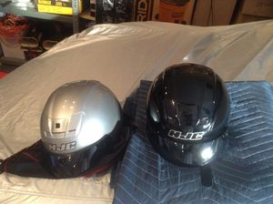 HJC MOTORCYCLE HELMETS for Sale in Pittsburgh, PA