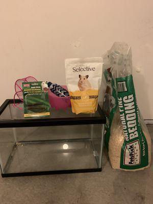 Hamster set OBO for Sale in El Cajon, CA
