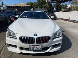 2014 BMW 640i for Sale in Los Angeles, CA