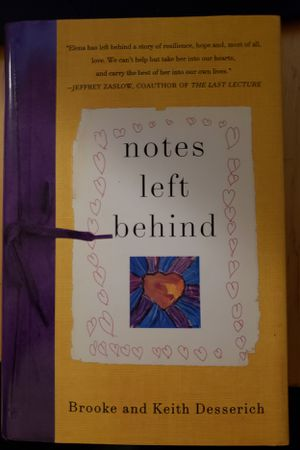 Notes left behind - Brooke and Keith Desserich for Sale in Spring Valley, CA