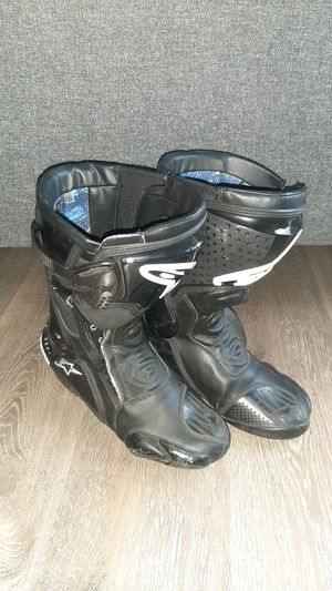 Motorcycle Boots Mens AlpineStars for Sale in Wood Village, OR