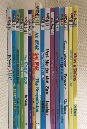 Dr. Seuss Books ~Lot 0f 16 Hardcover Books~ for Sale in St. Peters, MO