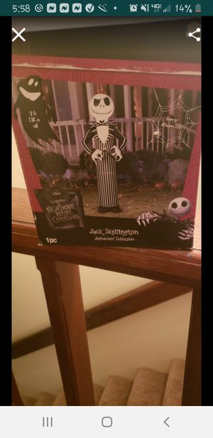 nightmare before Christmas for Sale in Colton, CA