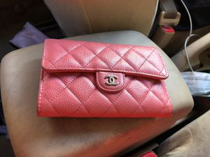 Pink Women's Chanel Wallet for Sale in San Francisco, CA