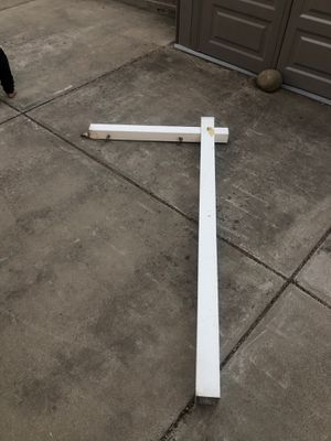 Real estate sign post for Sale in Sacramento, CA