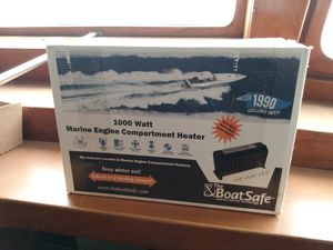 1000 watt marine engine compartment heater for Sale in Portsmouth, RI