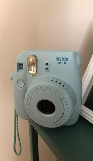 Polaroid camera insta mini 8 for Sale in Oakland, CA