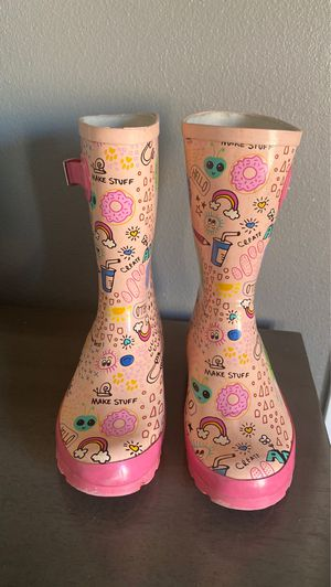 Rain boots for Sale in Bellflower, CA