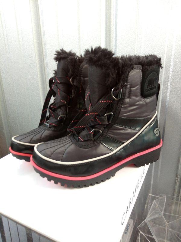Girls Sorel boots