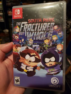 South Park The Fractured But Whole Nintendo Switch for Sale in Akron, OH