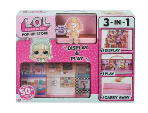 LoL Doll Display Case/House for Sale in Arvada, CO