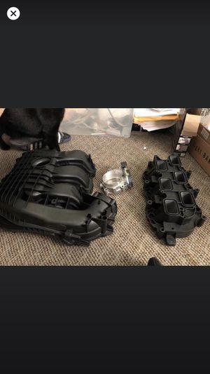 OEM dodge 3.6l pentastar intake manifold and throttle body for Sale in Philadelphia, PA