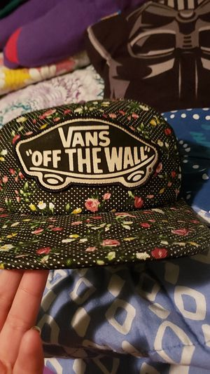 """Van's """"Off the Wall"""" hat for Sale in Milford, DE"""