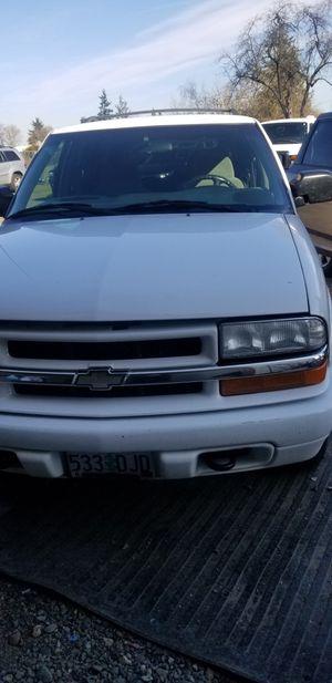2001 Chevy blazer 4x4 for Sale in Salem, OR
