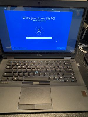Dell e5470 Gently used! Loaded! for Sale in Alexandria, VA
