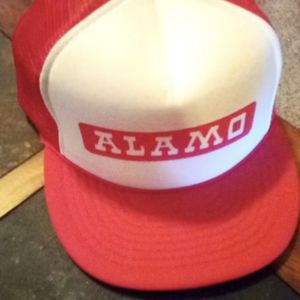 Vintage 80s Alamo Trucker Hat for Sale in Lodi, CA