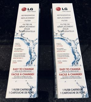 LG Refrigerator Replacement Filters - NIB for Sale in Bensalem, PA