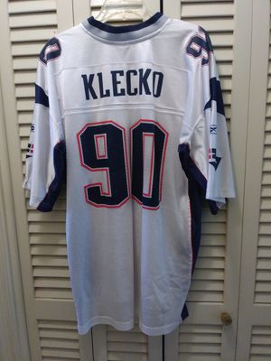 New England Patriots football jersey for Sale in Plantation, FL