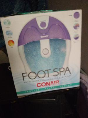 Conair foot spa for Sale in Festus, MO