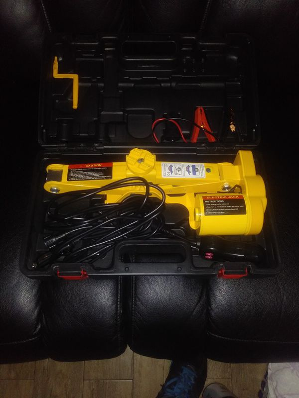 Brand New 2 ton Electric scissor jack