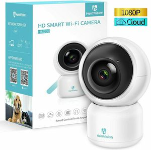 Security Camera, 1080P WiFi Home Indoor Camera with Smart Night Vision/2 Way Audio/Motion Detection for Sale in Queens, NY